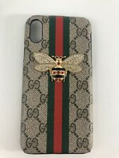 Gucci Case For Iphone X / XS with Logo Bee