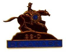 Pin Spilla Lions International Delaware 22 - D cm 3,4 x 2,5