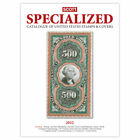 SCOTT 2022 US SPECIALIZED CATALOG - FREE SHIPPING - PRE-ORDER FOR OCT. SHIPPING