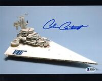 COLIN CANTWELL SIGNED 8x10 PHOTO EARLY CONCEPT ARTIST STAR WARS RARE BECKETT BAS