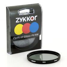 58mm Neutral Density ND2 Filter For Canon Digital Rebel