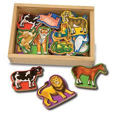 Farm & Animals No Character Wooden Pre-School Toys