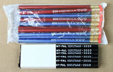 24 Musgrave Pencils - Dozen My-Pal 2020 and Dozen Tot 500 Pencils