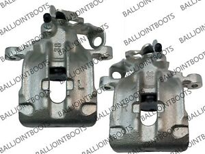 FITS VW CORRADO GOLF POLO PASSAT SHARAN VENTO REAR BRAKE CALIPERS LEFT & RIGHT