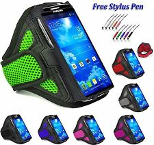 Cycling Running Jogging Gym Exercise Armband Holder For Samsung Galaxy S7 UK