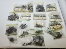 OVER 1000  PCS  ALLEN BRADLEY RESISTORS, SOME RARE, GREAT VARIETY