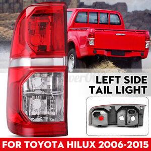 Left Side Rear Tail Light Brake Lamp For Toyota Hilux SR SR5 7 Gen Ute 2005~2015