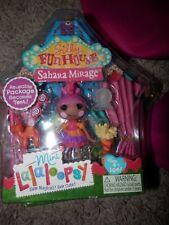 Lalaloopsy Silly Funhouse Sahara Mirage Playset BRAND NEW IN BOX mini