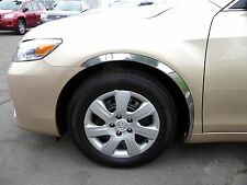 TOYOTA Camry 2007-2011 TFP Polished Stainless Steel Fender Trim Molding