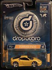 Hot Wheels Dropstars Ferrari F430 Spider krg0364