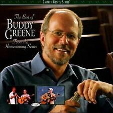 NEW The Best Of Buddy Greene (Audio CD)