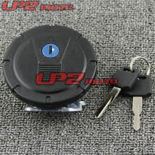 Fuel Gas Tank Cap Keys For Kawasaki KLR250 90-05 KL650 Tengal 89-91 KLR650 87-17