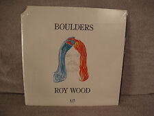 Roy Wood, Boulders, United Artists Records UA-LA168-F, 1973, Pop Rock, SEALED