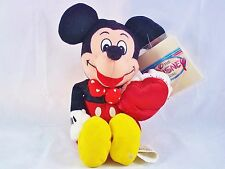 NEW DISNEY STORE BEANIE MICKEY MOUSE VALENTINE ONLY WITH TAGS