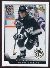 1993-94 Upper Deck 99b2 Wayne Gretzky 802 Gold
