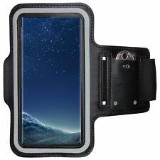 Samsung Galaxy S8+ Handy Sport Armband Hülle Sportarmband Tasche Laufhülle Etui