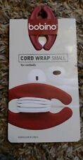 bovino CORD WRAP SMALL for earbuds▪Free Shipping