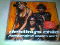 DESTINY'S CHILD - INDEPENDENT WOMEN PART I - UK CD SINGLE