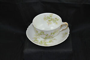 Haviland Limoges Ranson Blank Coffee Cup Larger Montebello 3 3/4""