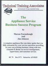 The Appliance Service Business Success Program