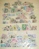 TURKEY STAMPS  420 DIFF.  USED  1891-1980's
