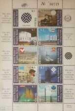 O) 1985 VENEZUELA, OIL INDUSTRY - ISLA OIL REFINERY - BARIVEN OIL TERMINAL - PEQ