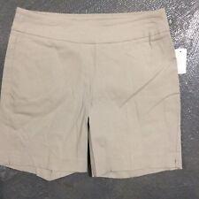 Women's Dana Buchman Beige Shorts- size M
