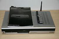 Medion S27200 IPTV DVB-T Receiver Recorder 250GB WLAN 16:9 MD 29052