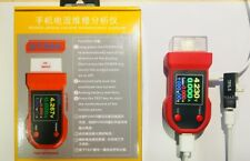 Phone Tester Current Maintenance Analyzer for iPhone 6/6P/6S/6SP/7/7P/8/X/XS