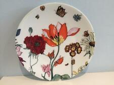 """Vintage Limoges """"Jardin de fleurs"""" DENBY Ltd 1975 plaque ** PLUSIEURS DISPONIBLE"""""""