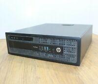 HP Prodesk 600 G1 Windows 10 Desktop PC Intel i3 4th Gen 3.4GHz 4GB 500GB WiFi