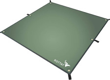 Rottay Waterproof Camping Tarp, Lightweight Hammock Rain Fly Sunshade, Tent Foot