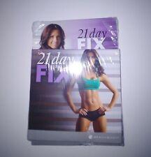 Beachbody 21 Day Fix DVD 2-Disc Workout Brand New