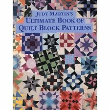 Judy Martins Ultimate Book of Quilt Block Pattern