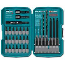 Makita T-01373 1/4-Inch 135 Degree 38 Piece Impact Drill-Driver Bit Set