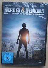 Heroes & Demons - Deine letzte Hoffnung, Deine grösste Bedrohung - DVD neu & OVP