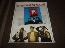 O Pokojniku sve Najbolje (Only best words about a dead man) (Cinema Poster) (27