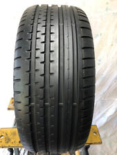 255 45 18 CONTINENTAL SPORT CONTACT 2  TYRE  7.5 MM  TREAD  X1  99Y MO