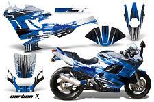 AMR Racing Graphic Kit Wrap Part Suzuki GSXR 600/750F Street Bike 88-97 CARBON X