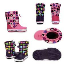new style 226f9 9da6e Crocs Kids  Crocband Hello Kitty® Winterstiefel,Gummistiefel,Regenstiefel  Neu