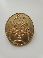 Disney Pins  - Ursula All Gold Little Mermaid Villian Limited Release