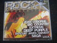 3 CD-Box  ROCK COLLECTION  Various Artists  Saga Free Styx Frumpy Cinderella BTO