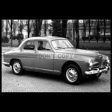 Photo A.014842 ALFA ROMEO 1900 SUPER BERLINA 1954-1959