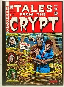 The Complete Tales from the Crypt HC Complete Set Slipcase EC Comics Library