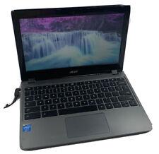 "Acer C720 Chromebook 4GB RAM 16GB SSD 11.6"" - Grade D"