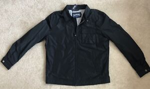 New W Tags Authentic Vilebrequin Jacket Dark Navy Blue for Men L - Retail $450