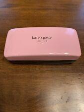 Kate Spade Glasses Case Hard Pink & Green