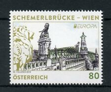 Austria 2018 MNH Bridges Europa Schemerl Bridge 1v Set Architecture Stamps