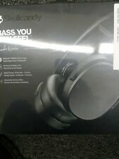 Skullcandy Skullcrushers Headphones - Black