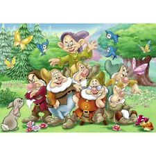 Diy 5D Diamond-Painting Cross Stitich Seven Dwarfs Cross-Stitch Kit Hobby